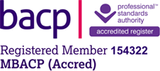 BACP Accred logo
